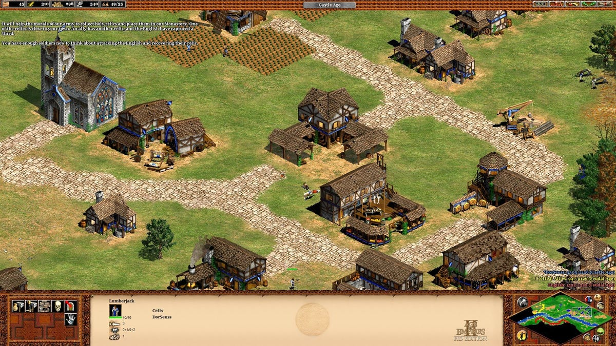 What Made Age Of Empires Great