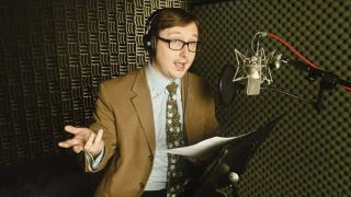 Illustration for article titled Is John Hodgman really in Ghostbusters 3? UPDATED