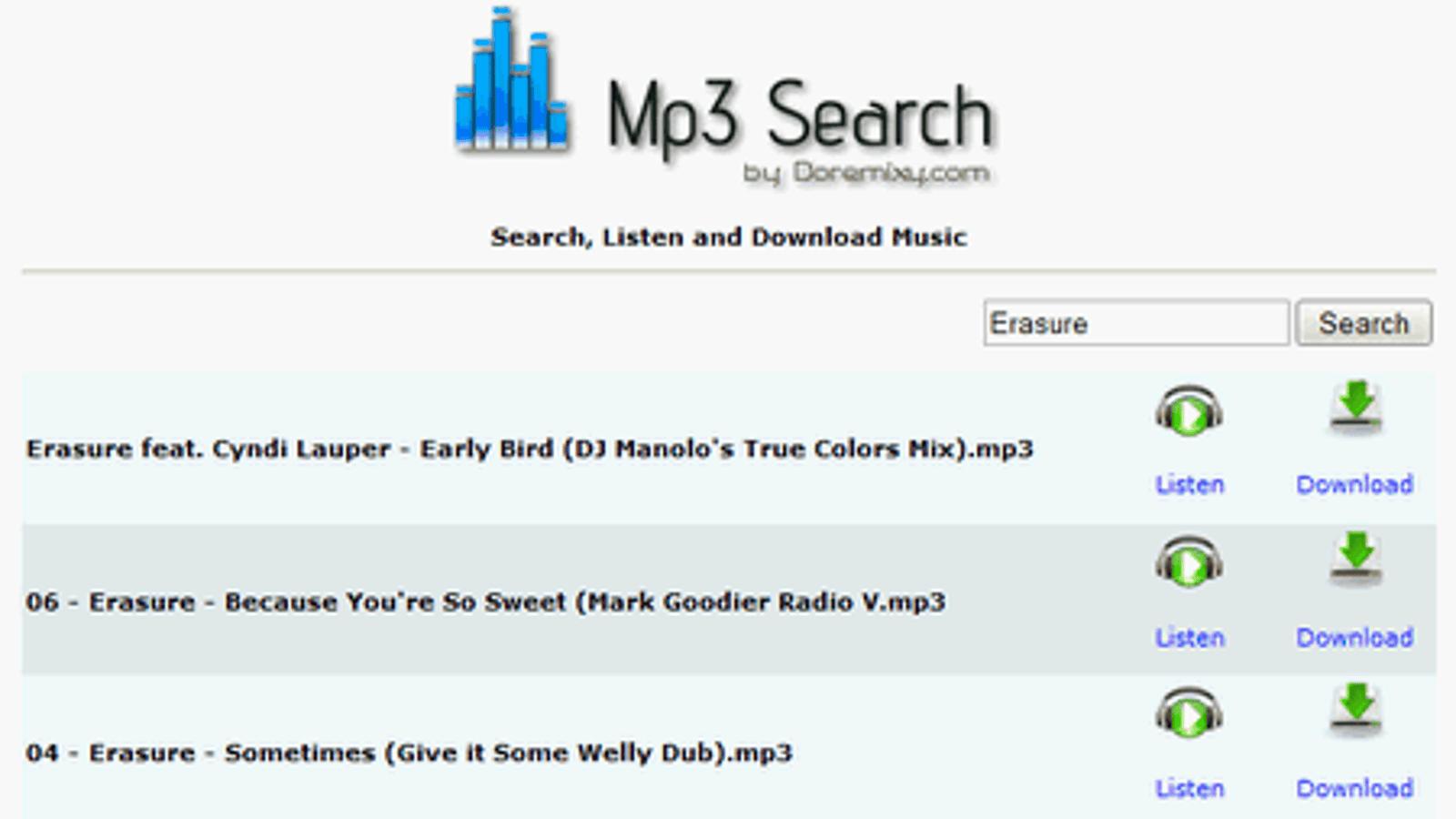 free mp3 p2p music download