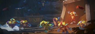Illustration for article titled Heroes Of The Storm Is Changing Its Competitive Ranked Modes