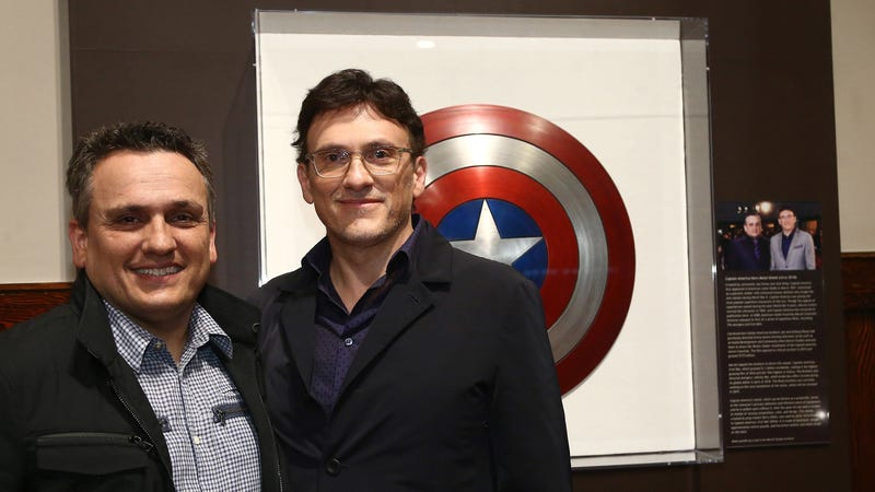 Illustration for article titled Avengers 4 is done, and the Russo brothers have shared another cryptic image