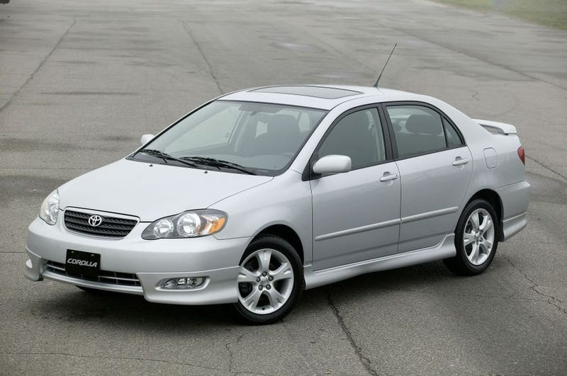 Illustration for article titled The Underdog - 2005 Toyota Corolla XRS - The Oppo Review