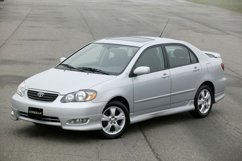 the underdog 2005 toyota corolla xrs the oppo review
