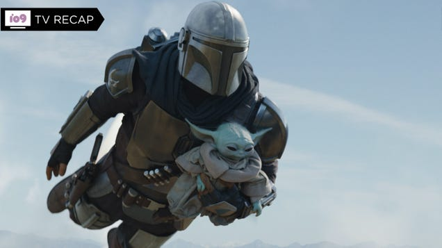 The Mandalorian s Latest Episode Will Have Fans Talking for a Long Time