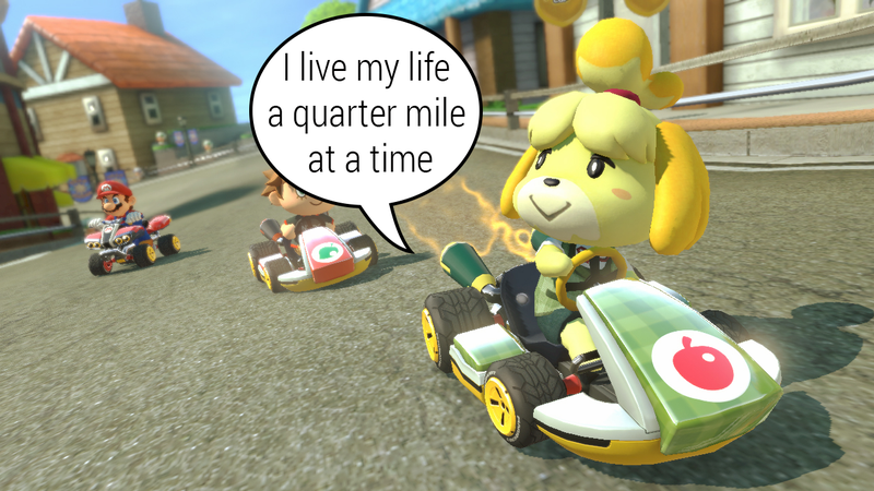 Illustration for article titled Mario Kart 8's 200CC Mode Changes Everything