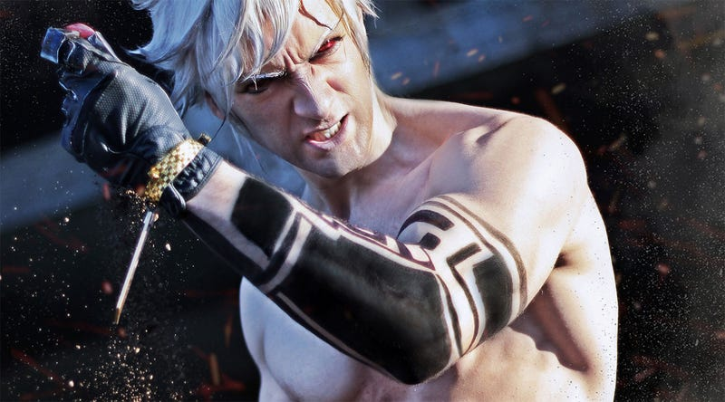 Cosplay by  Leon Chiro | Photo by FTPH