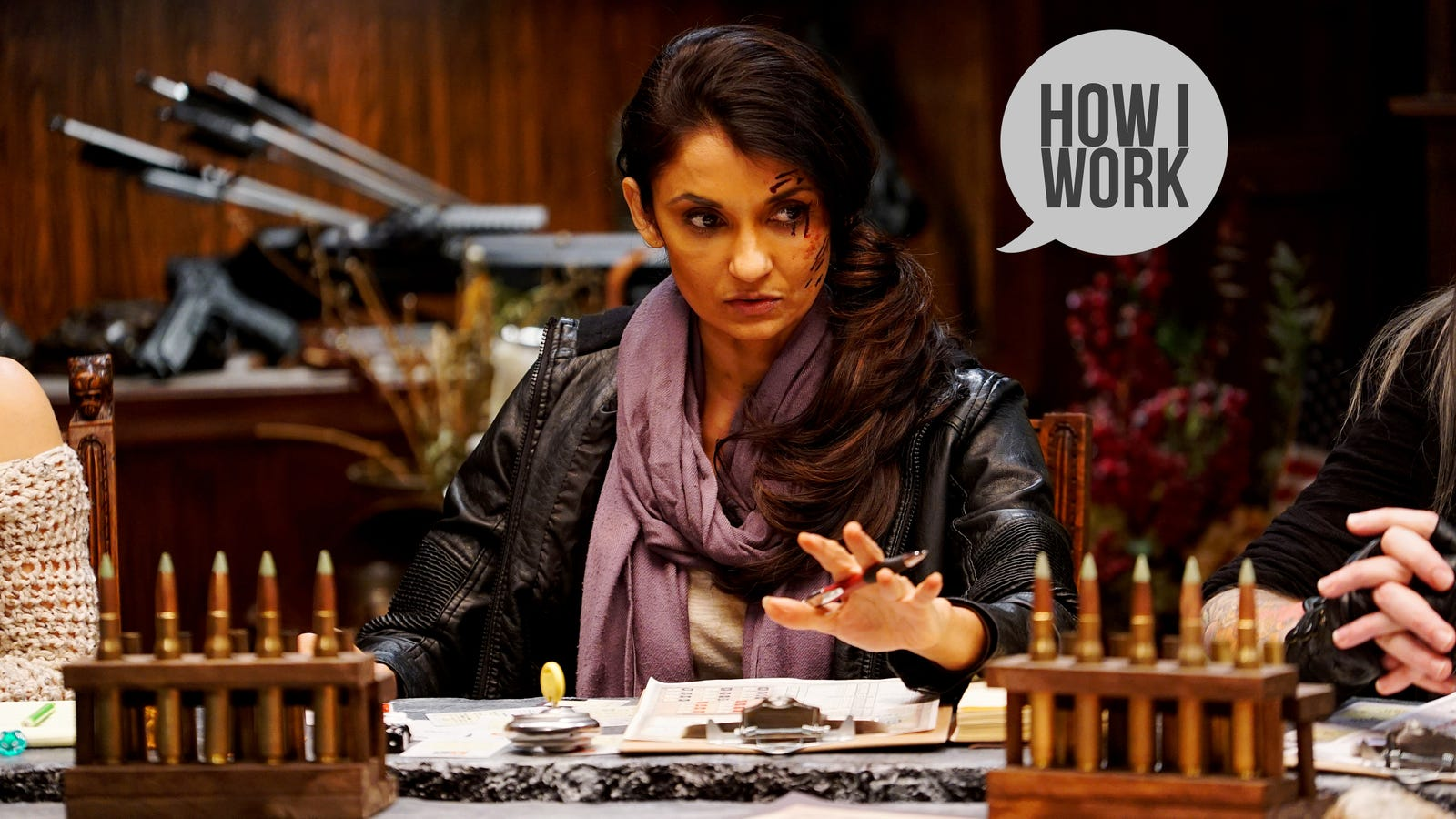 I'm Actress Anjali Bhimani, And This Is How I Work