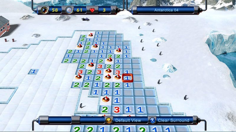 Illustration for article titled Minesweeper Explodes Onto Xbox Live Arcade