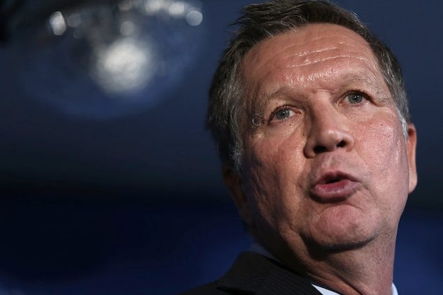 Who Knew? John Kasich Is Still in This Thing
