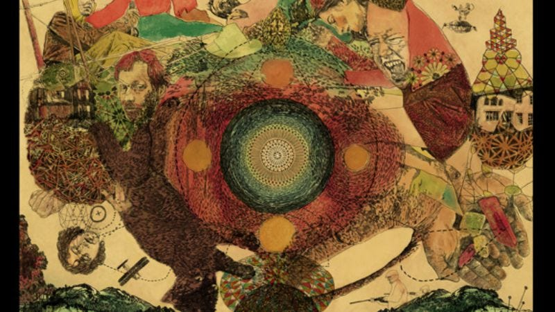 Illustration for article titled Hear a new Fleet Foxes song, or buy the whole album on eBay