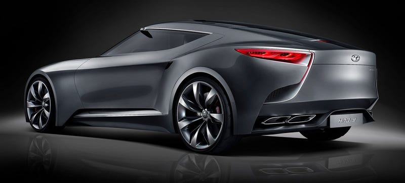 Illustration for article titled Report: Hyundai To Launch Performance Line With Twin-Turbo Genesis Coupe