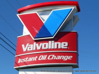 Valvoline instant oil change hey oppos i am thinking about trying the valvoline instant oil change shop next to my workplace i dont have a car lift or a pit to do it myself and i solutioingenieria Images
