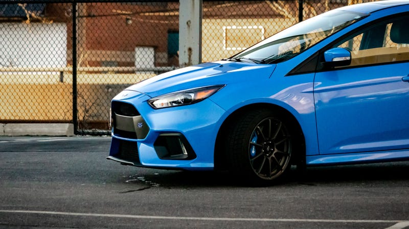 Illustration for article titled Your Ridiculously Awesome Focus RS Wallpapers Are Here