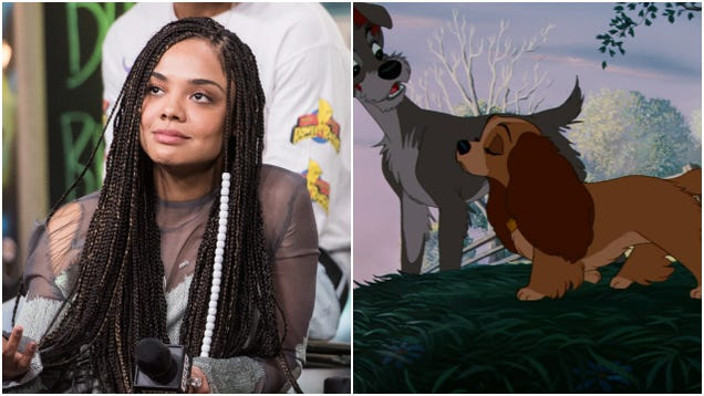 Tessa Thompson is…LADY