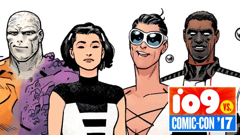 Image: DC Comics. Art by Evan Shaner
