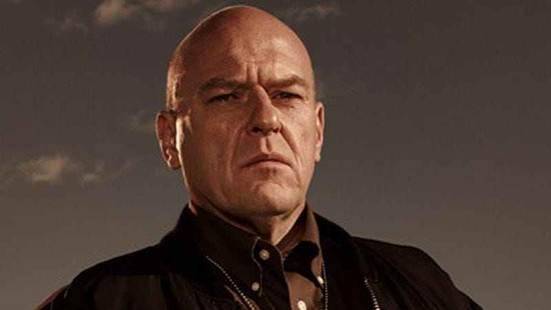 Illustration for article titled Breaking Bad's Dean Norris joins The Secret In Their Eyes