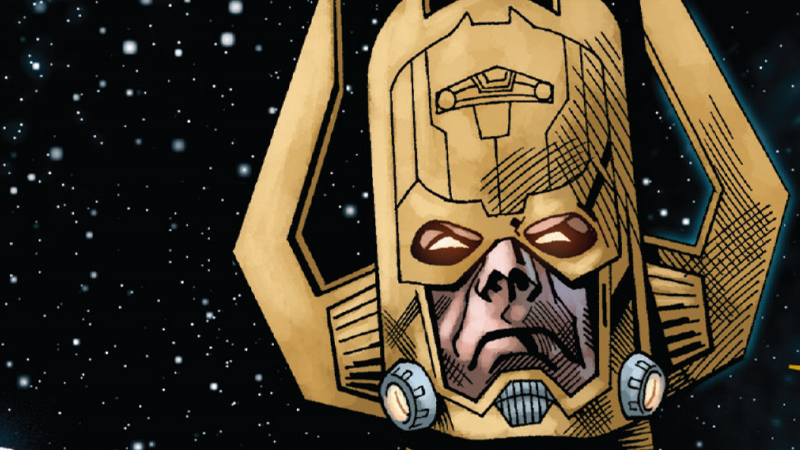 Galactus the Lifebringer faces a terrible choice in Infinity Countdown #4.