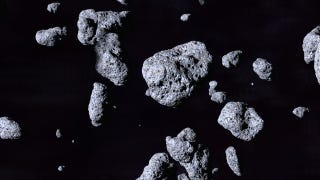 Illustration for article titled Asteroid mining could be against the law
