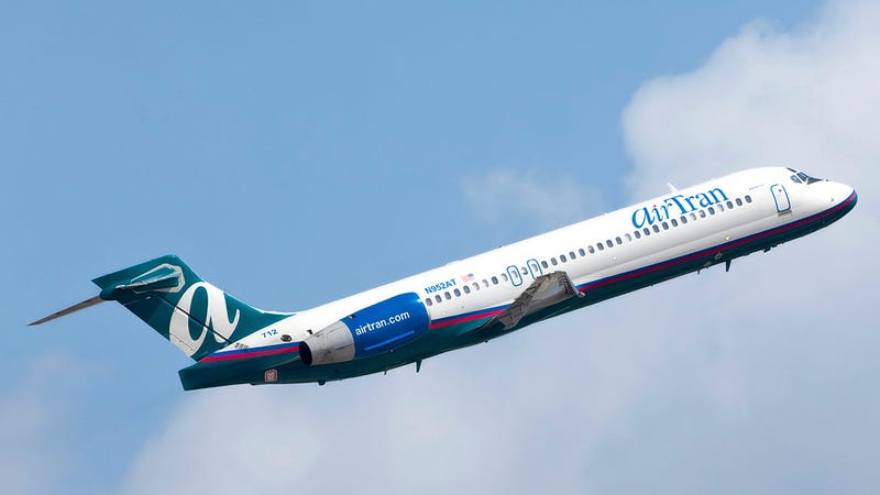 Illustration for article titled Now Departing – Forever – AirTran Airways