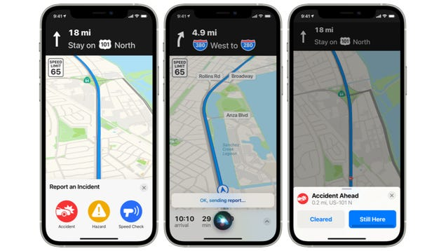 Apple Maps Will Soon Get Waze s Best Features