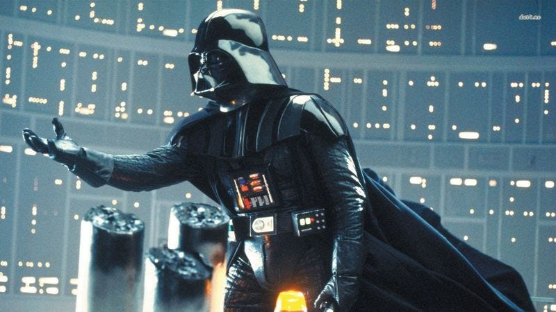 Sticker Shock Alert Darth Vader S Suit Would Cost About 18 3 Million