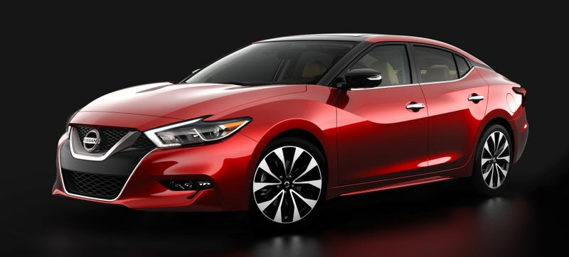 2016 Nissan Maxima: Can This Bring Back The Four-Door Sports Car?
