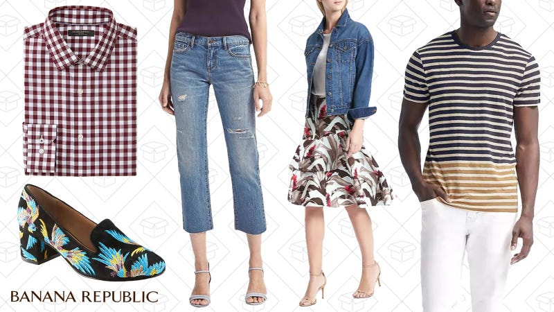 Extra 50% off sale styles | Banana Republic