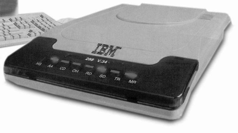 Illustration for article titled Bantu Tribesman Uses IBM Global Uplink Network Modem to Crush Nut
