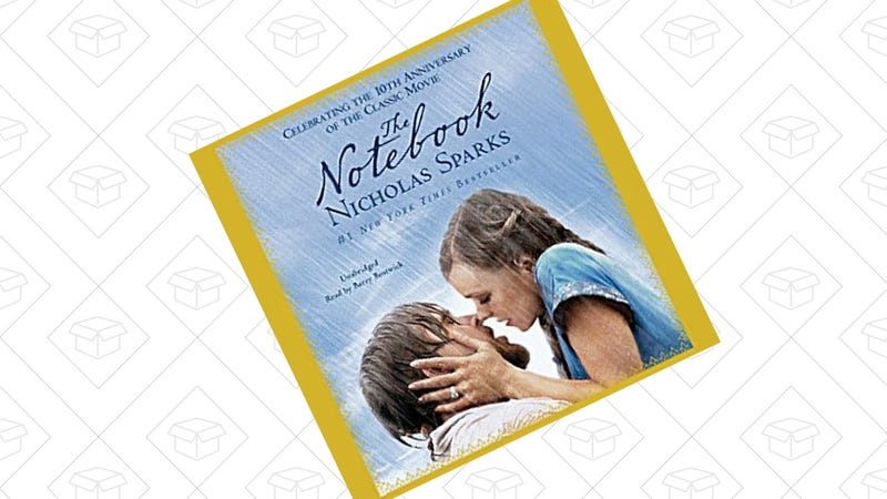 The Notebook, Audiobook, $4