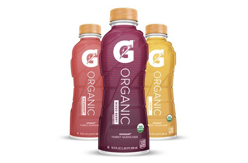 Illustration for article titled Gatorade Now Selling 'Organic' Version of Sugar Water But That Doesn't Mean It's Healthy