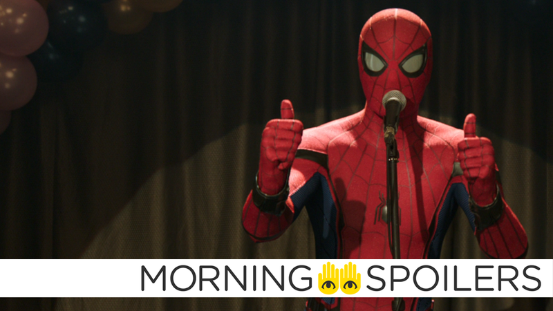 Sony Hints at a Big, Spider-Man-Linked TV Show Coming Soon