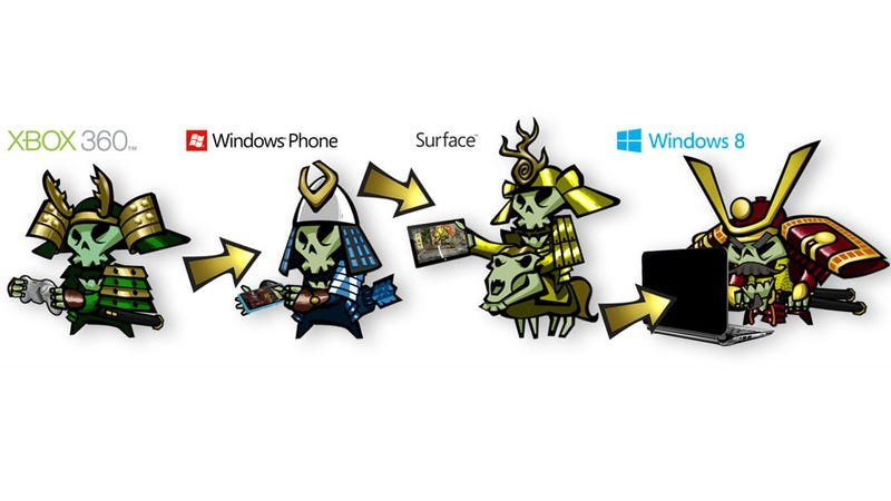 Illustration for article titled This Game Will Take Cross-Platform To A Whole New Level