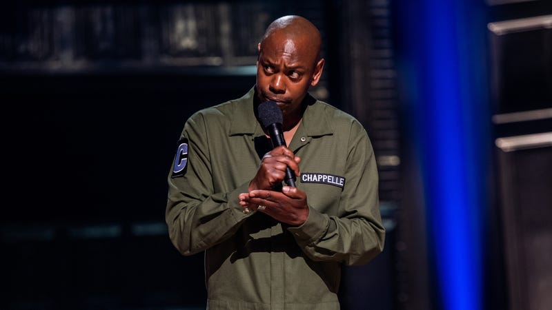 Dave Chappelle in Sticks & Stones