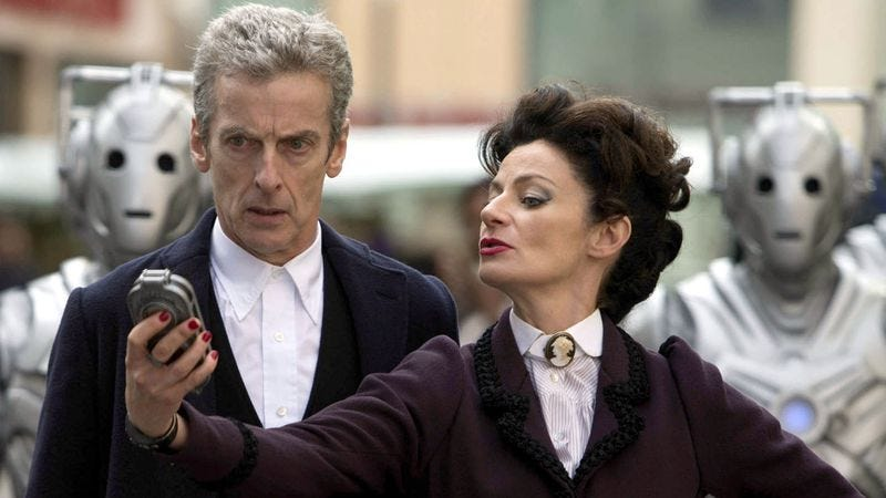 Illustration for article titled Michelle Gomez to return as Doctor Who's nemesis next season