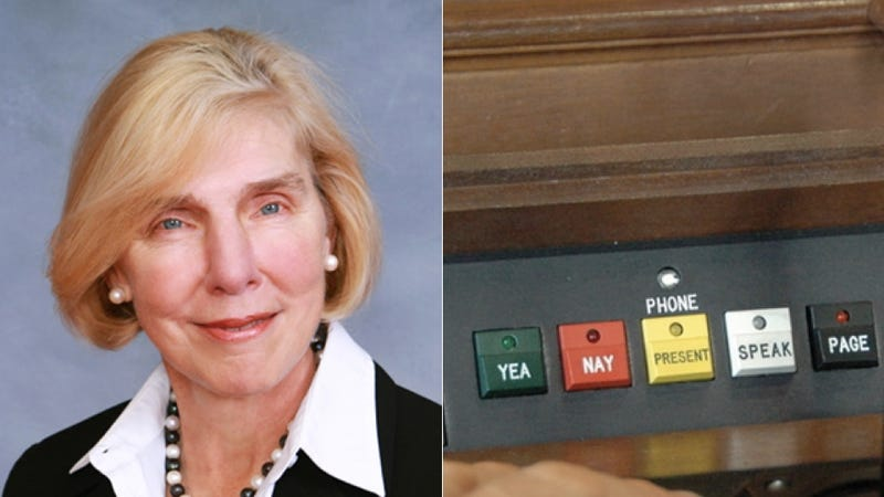 Illustration for article titled Fracking Now Legal in North Carolina, Because Lawmaker Pressed the Wrong Button