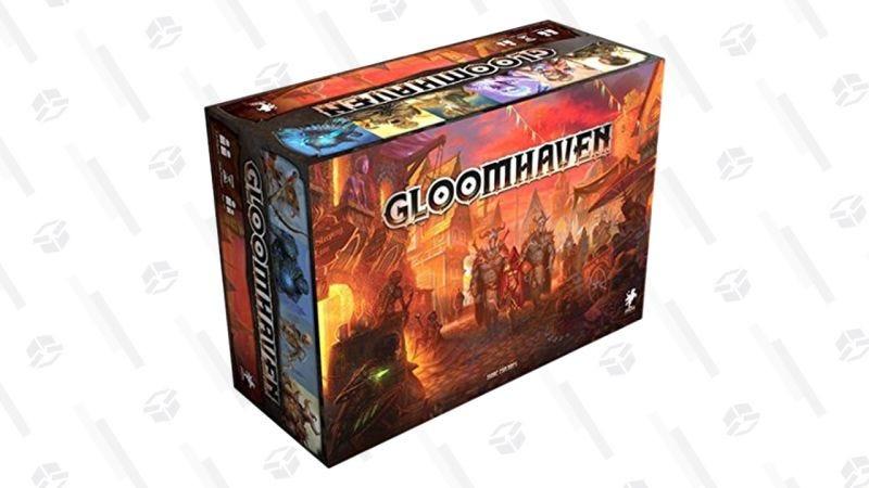 Gloomhaven | $133 | Amazon | Espera en el pedidoGráfico: Shep McAllister
