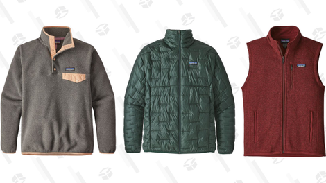 Up to 50% Off Past Season Products | Patagonia