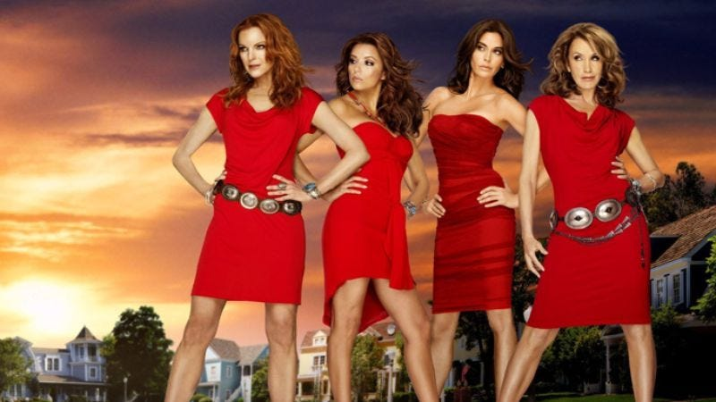 Illustration for article titled Desperate Housewives to end in 2012