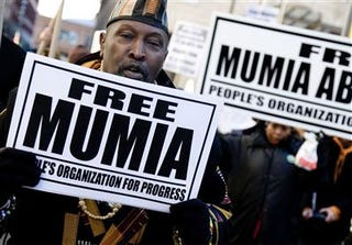 Illustration for article titled More Mumia?