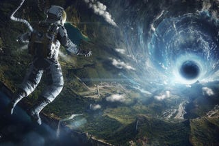 Illustration for article titled How Rendezvous with Rama Might Look As A CG Film