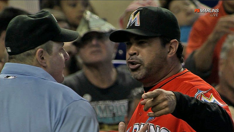 Illustration for article titled Ozzie Guillen May Wish To Avoid Taking Managerial Advice From Tinfoil Hat Guy