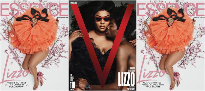 Illustration for article titled Lookin' Good as Hell: Lizzo Leads the Charge on June Magazine Covers!