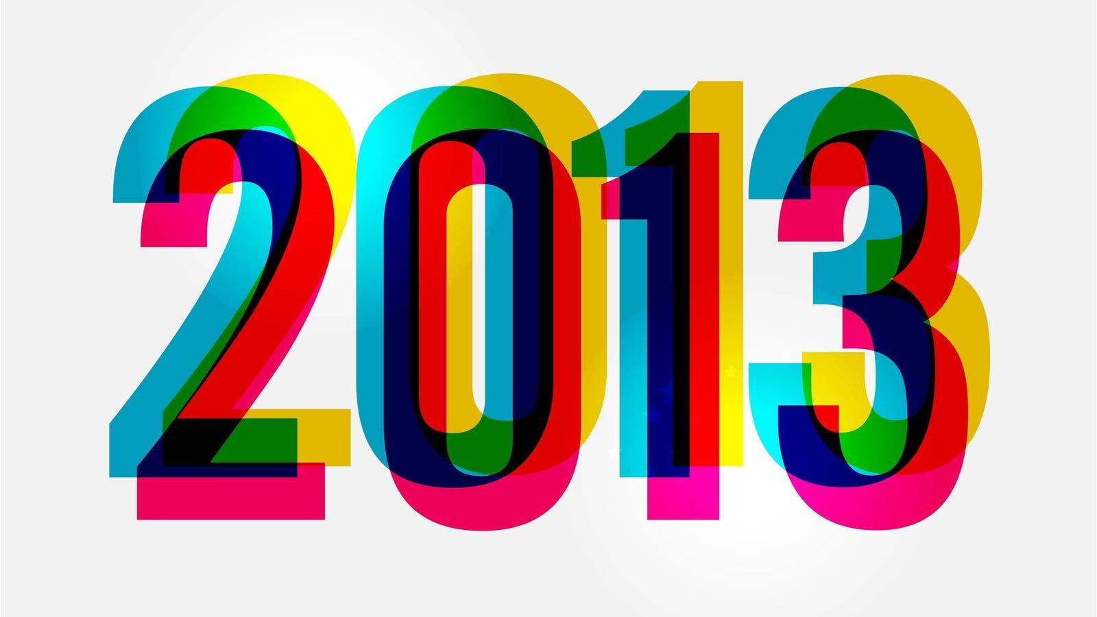 El resumen de 2013, en ocho completas recopilaciones