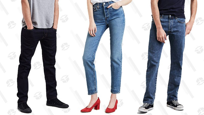 30% Off Sitewide | Levi's | Promo code SCORE