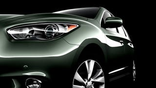 Illustration for article titled Infiniti JX is a luxury crossover-fighting luxury crossover