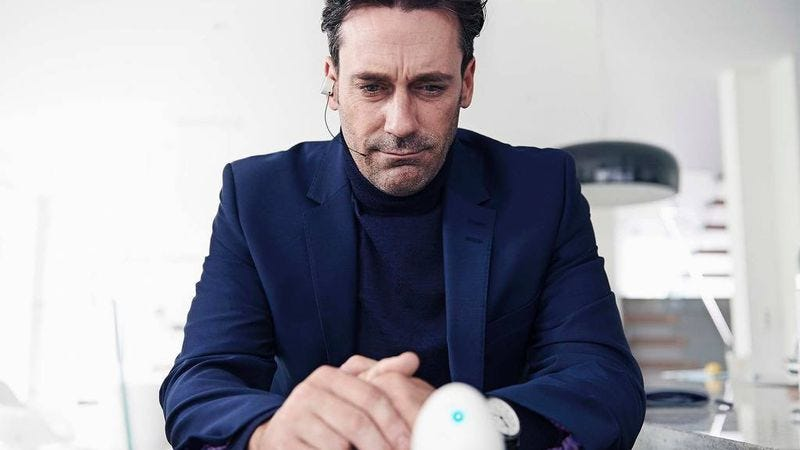 Illustration for article titled Jon Hamm-starring Black Mirror special to imagine blocking people in real life