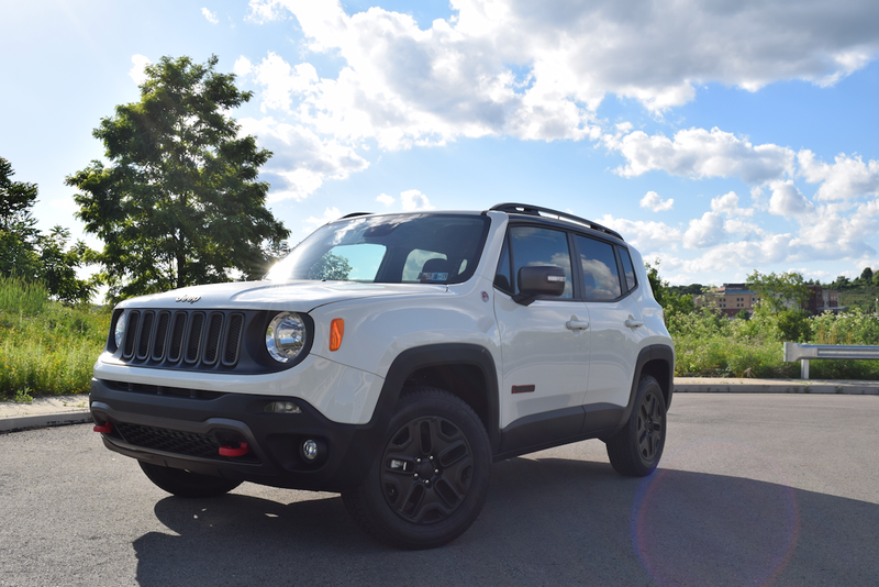 Illustration for article titled Underrated or Mall Rated? - 2018 Jeep Renegade Trailhawk - The Oppo Review