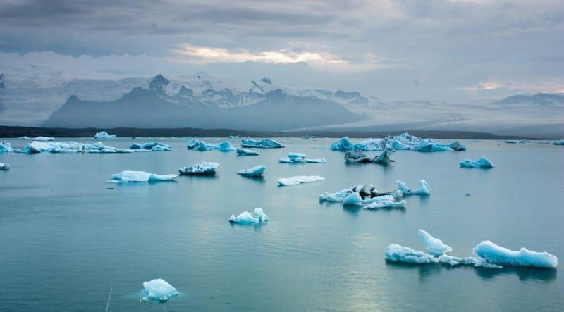 Illustration for article titled 2012: año récord en deshielo ártico y aumento del nivel del mar