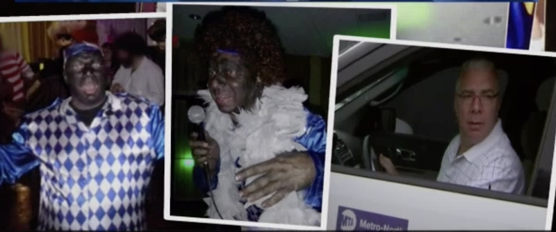 Illustration for article titled NYC's Transportation Authority 'Indefinitely' Suspends Metro-North Supervisor Over Blackface Photo ... 5 Years After Promoting Him