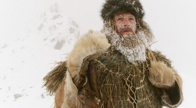 "Mark Noble played Ötzi in the BBC's ""The Icemand Murder"" (2005). Now Italian scientists have recreated the iceman's voice."